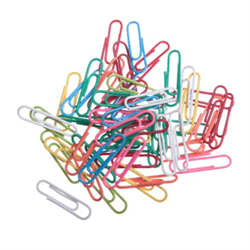 Paper Clip Fishing Game